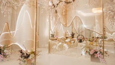 看苏绣如何碰撞婚礼,江南韵味的新中式婚礼