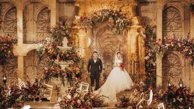 欧式宫廷风婚礼
