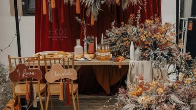 西柚味的户外婚礼