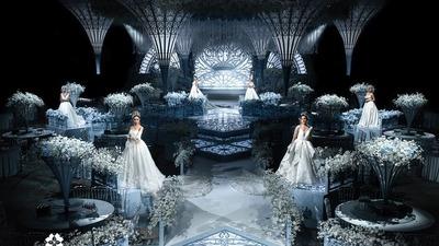 中世纪风格婚礼