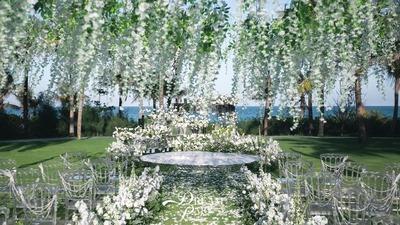 户外INS风婚礼