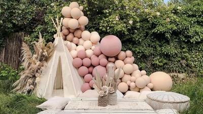 「2020御景食上户外婚礼秀」隐匿在繁华都市的静谧花园