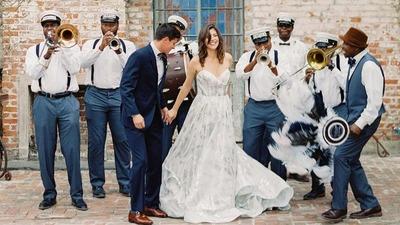 看看今年的潘通色在婚礼中如何表现?