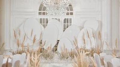 一场360°的沉浸式森系婚礼