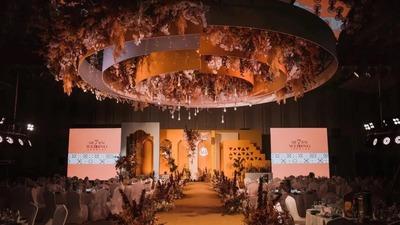 一场与众不同的摩洛哥风婚礼