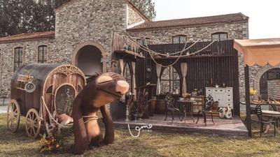一场穿越到童话世界的古堡婚礼