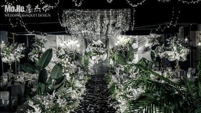 一场极简主义的泰式婚礼