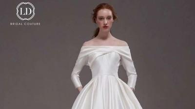 婚礼当天新娘要以优雅的姿态,迎接人生最高光的时刻