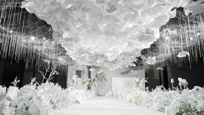 雨琪婚礼:低调中透着高级,安静又舒适的韩式简约风婚礼
