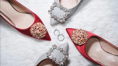 你知道接亲的时候,为什么要藏新娘的鞋吗?