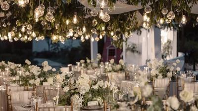 有着独特氛围和自然温度的婚前单身夜派对