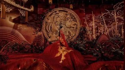 一场充满了典雅古风遗蕴的汉唐风婚礼