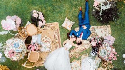 纠结症要怎样才能办好一场精致用心的户外婚礼呢?