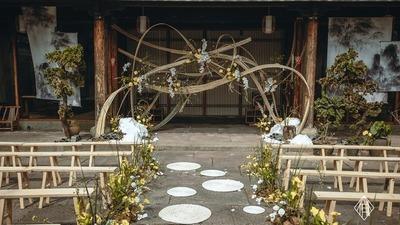 婉转淡雅的新中式婚礼