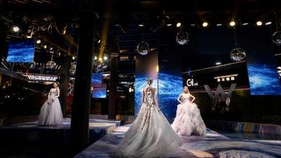 《星耀之谜》星空主题婚礼秀
