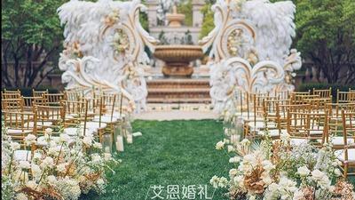 巴洛克公主风婚礼