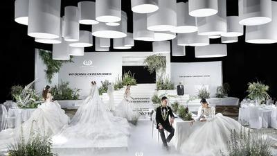 吉时·禧宴 | 囍事成双,2021婚礼秀回顾