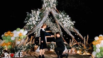 小姜同学的求婚大作战