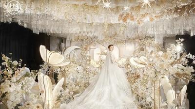香槟色系唯美婚礼