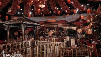 雍容庄重又极具韵味的传统汉式婚礼
