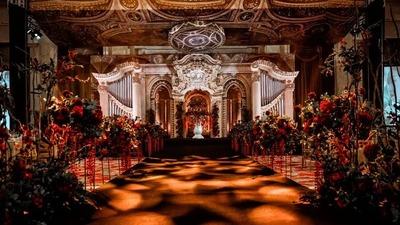 欧式巴洛克宫廷风婚礼