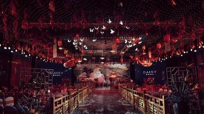唯美大气的中式婚礼