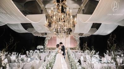 马蹄莲主题婚礼