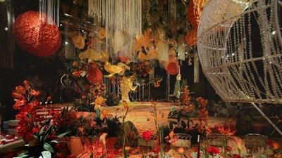 山海经主题婚礼