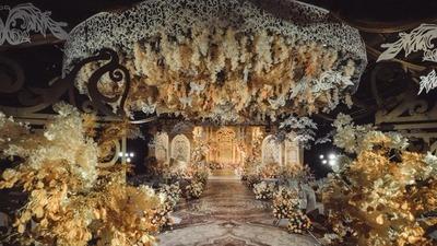 罗马风复古欧式婚礼