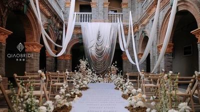 温馨而精致的民宿婚礼
